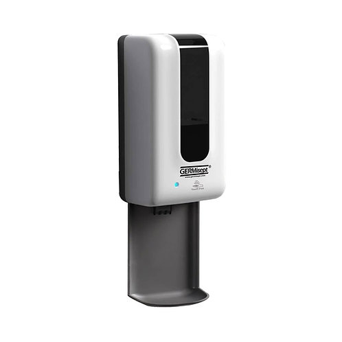 Wall-Mounted No Touch Automatic Hand Sanitizer Dispenser  Refillable Bottle Tank