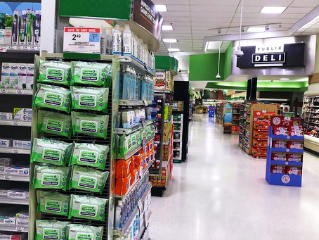 Pick Up Our Products At Publix!