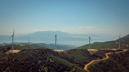Volterra Wind Park 16MW