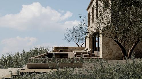 Zen Zante 3 villas