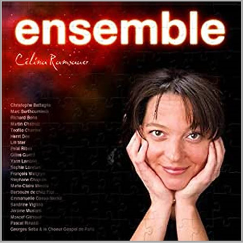 "CELINA RAMSAUER - album ""Ensemble"""