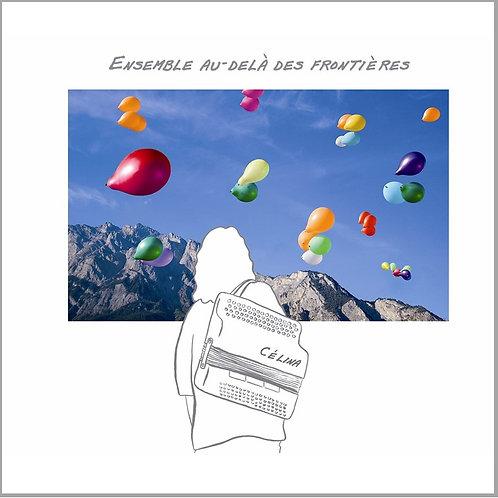 """CELINA RAMSAUER - album """"Ensemble au-delà des frontières"""""""