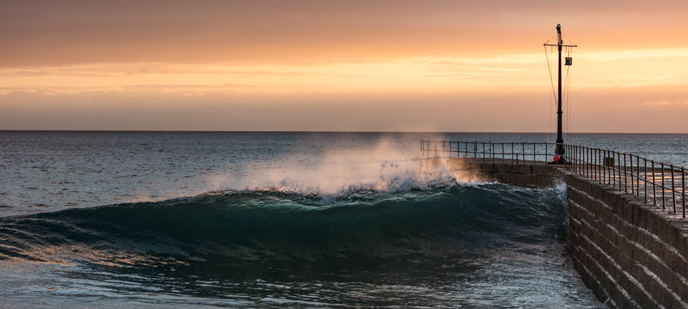 Porthleven Wave