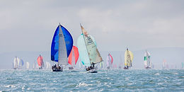 Round the Island Boat Race - Isle of Wight - 2023