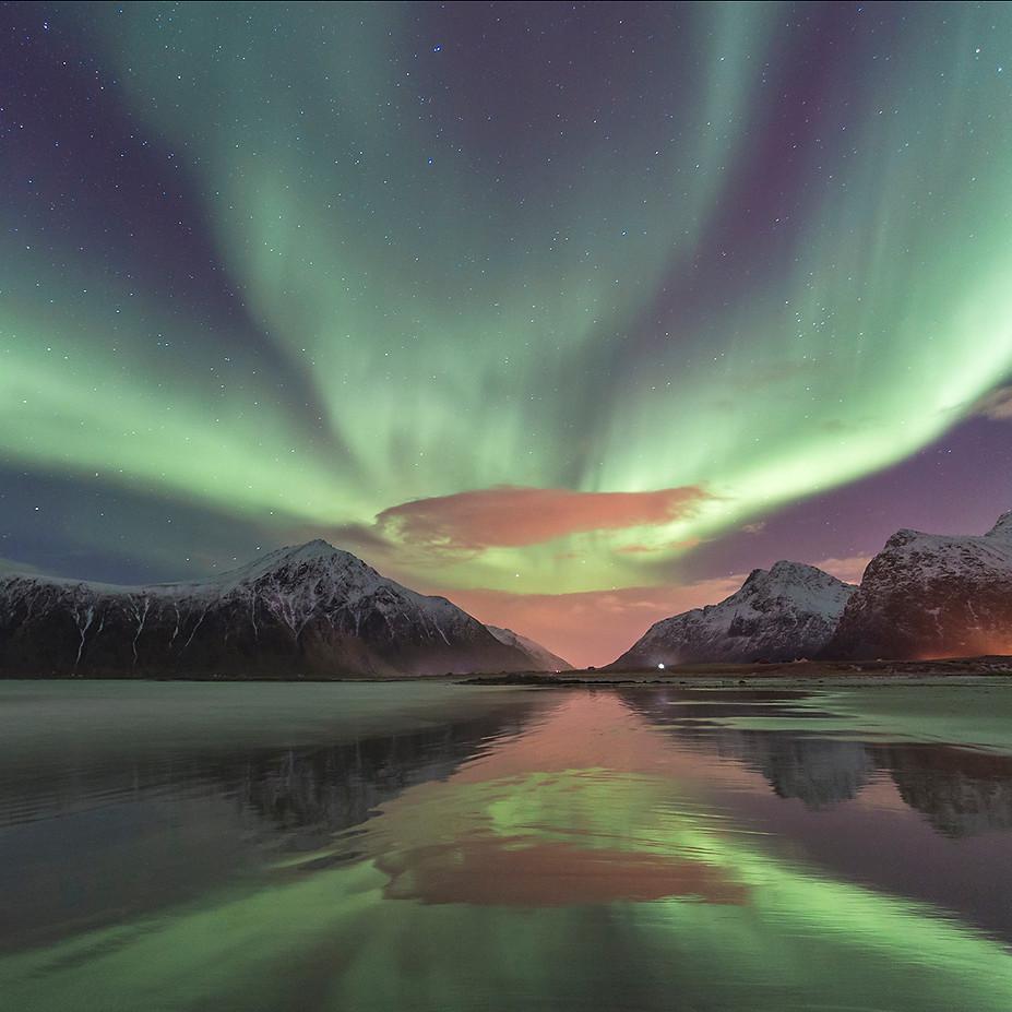 Aurora in Lofoten