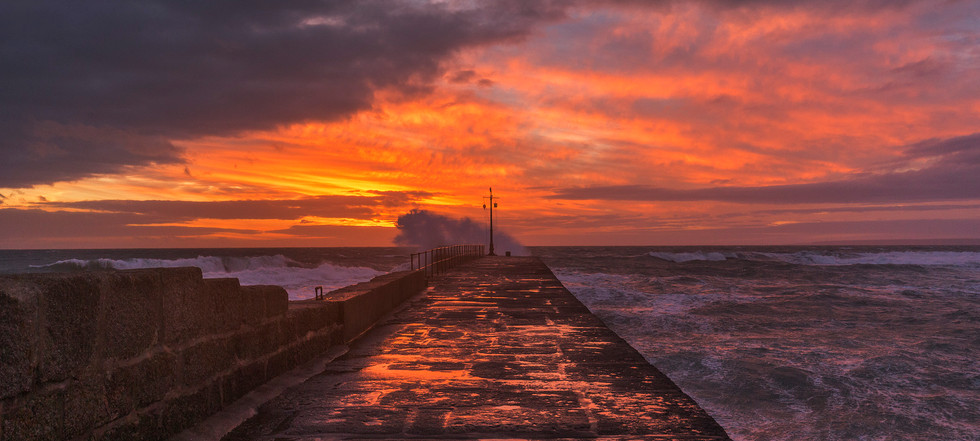 A Fire in My Heart, Porthleven