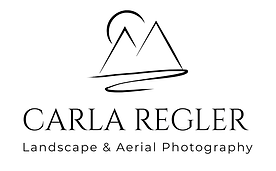 Carla-Regler-2020-logo_Black on White_sq