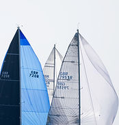 Sailing photography by Carla Regler Photography from Round the Island Race