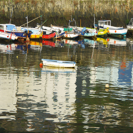 Harbours Reflection
