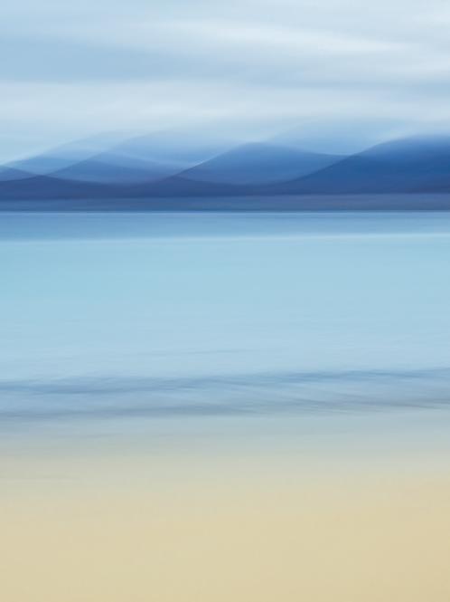 Hebrides Whispers I, Outer Hebrides Landscape Print