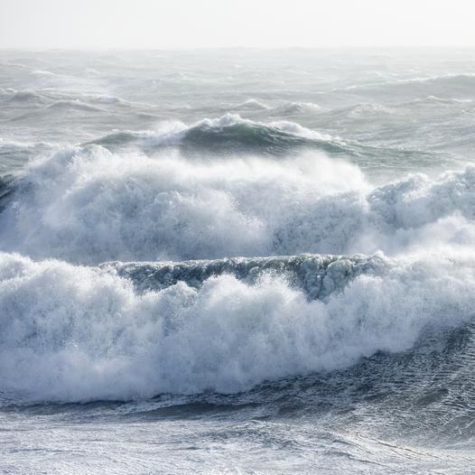 Storm Waves, Outer Hebrides