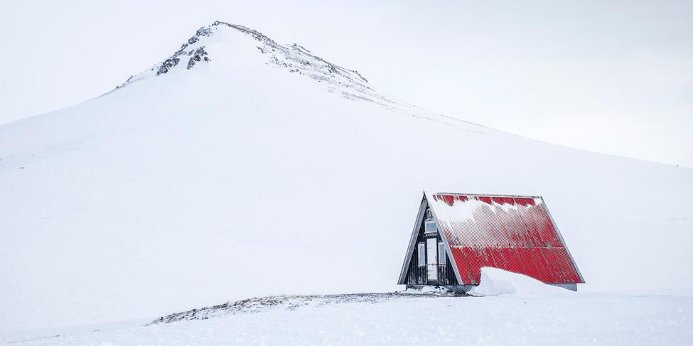 Little Red Hut