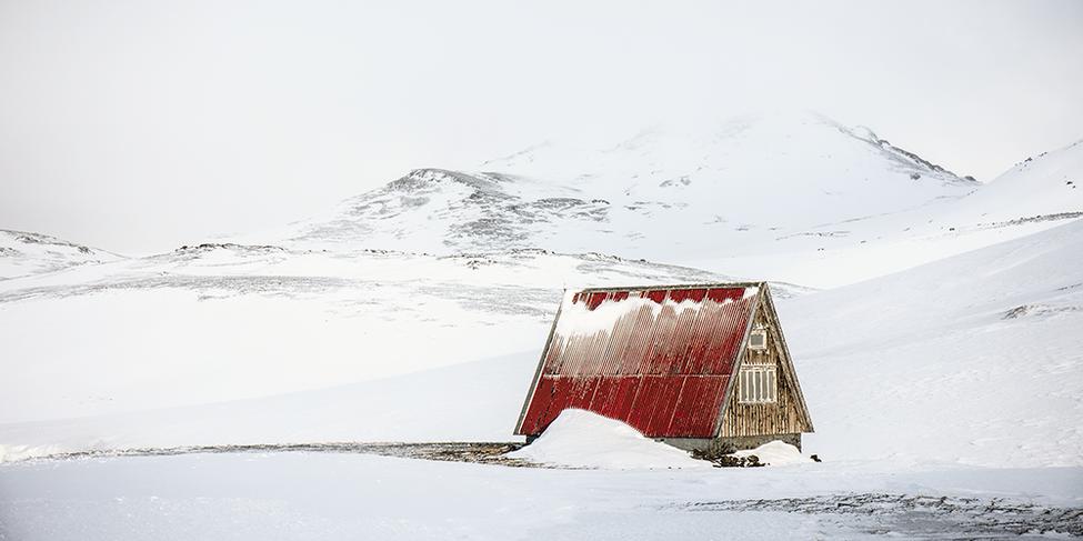 The Mountain Hut, Iceland