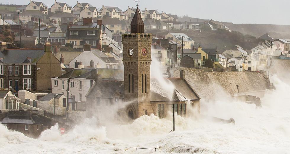 Clocktower Splashes 2