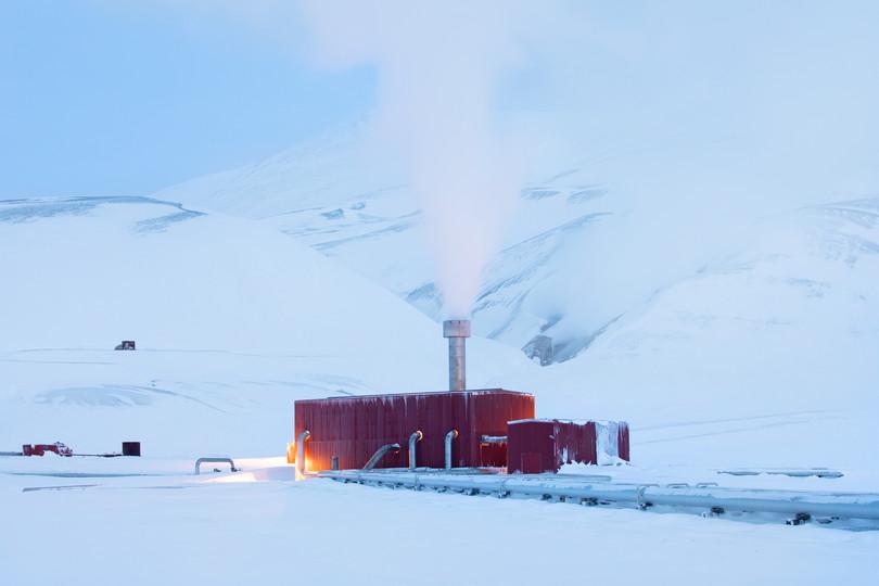 Krafla, North Iceland