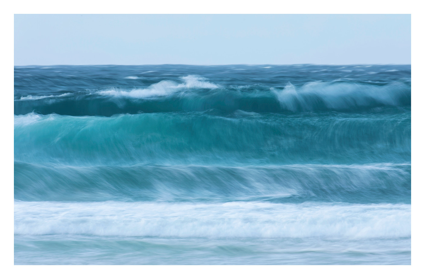 Rolling, Waves of North Uist