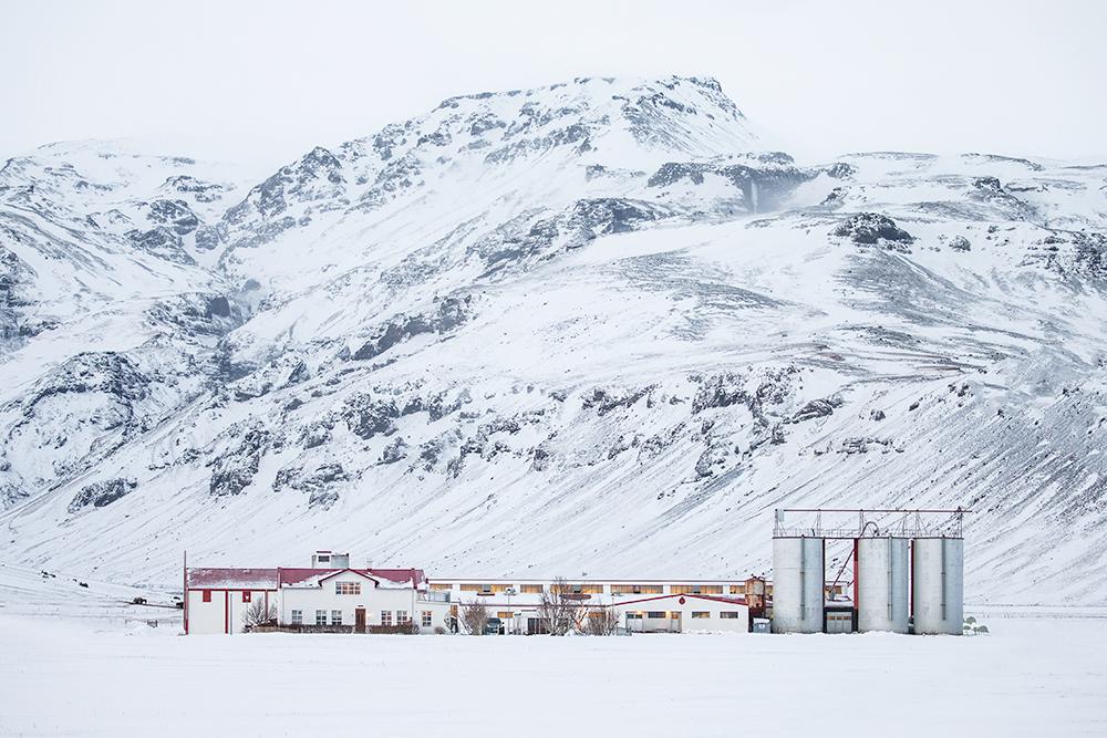 Iceland Mountain Farm