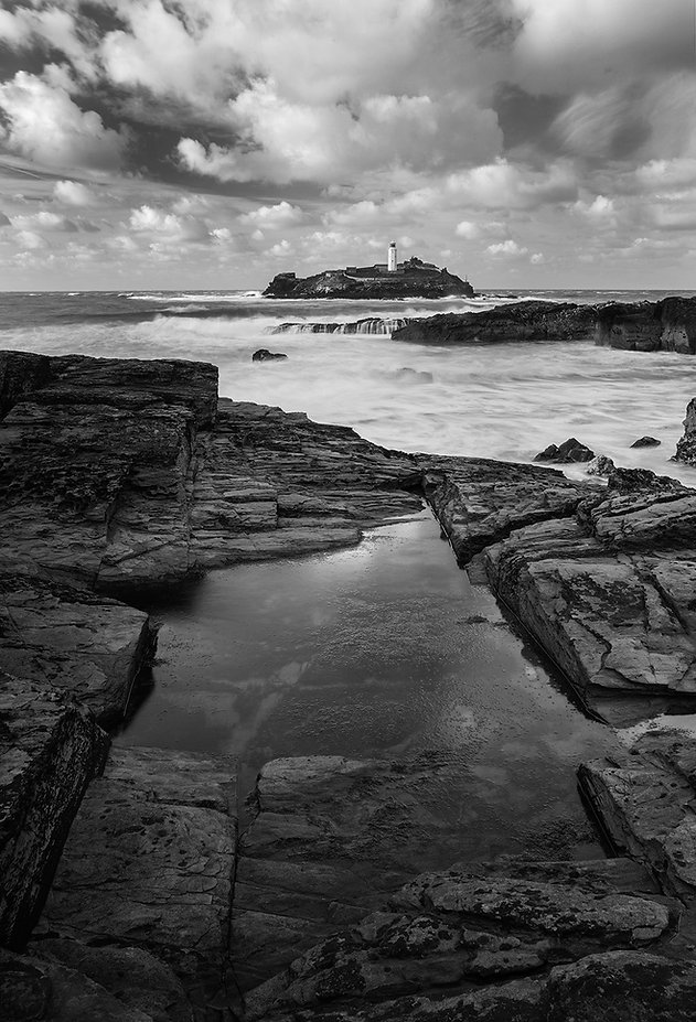 Pool of Light, Godrevy Lighthouse