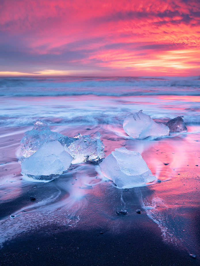 Fire and Ice, Iceland