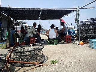 漁師めし ツアー 地元 交流 酒 ビール 昼飯