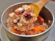 Octopus Rice Recipe