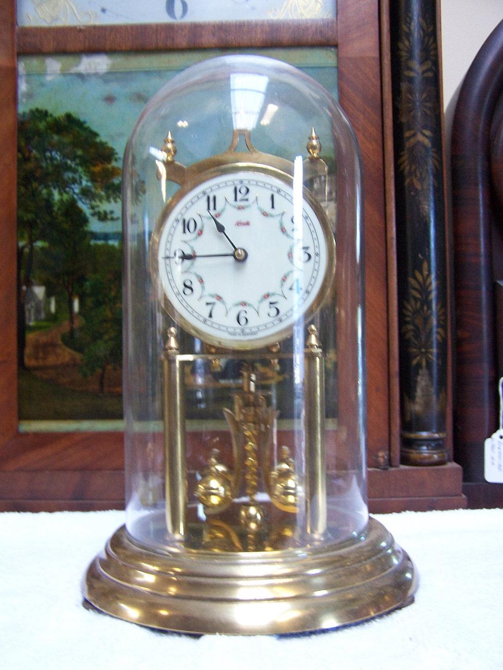 B Amp B Antique Clocks
