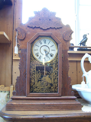 AMERICAN E.N. WELCH KITCHEN CLOCK