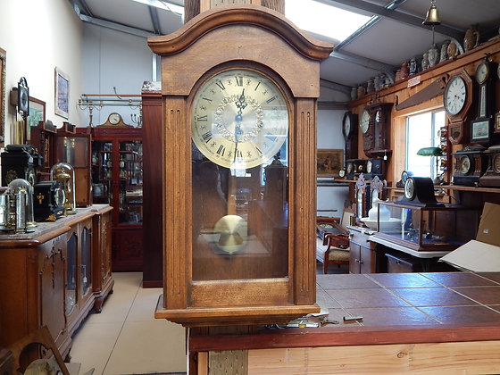 Wall Clock with Wesminster Chime