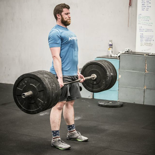 Gavin Cruickshank: July Athlete of the Month