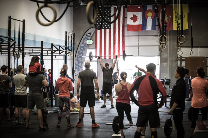 The CrossFit Open & NoCoast's In House Competition