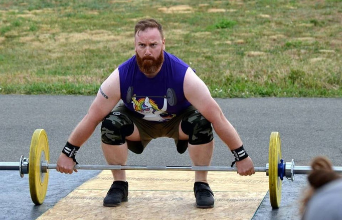 July Athlete of the Month: Kevin MacBeth