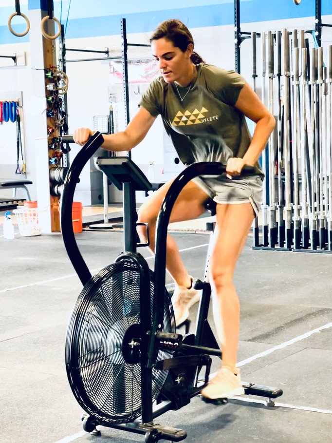 July Athlete of the Month: Meagan Villa