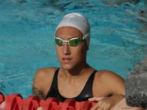Simona Savastiţa, cum a trecut peste frica de apă şi a început înotul de performanţă. Povestea  unei