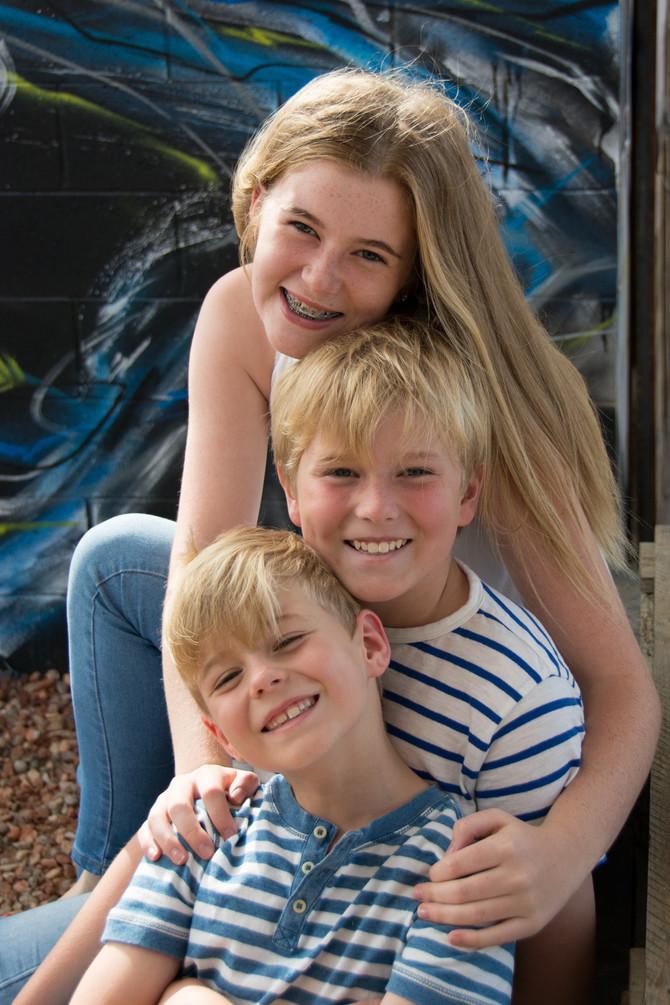 Love of siblings