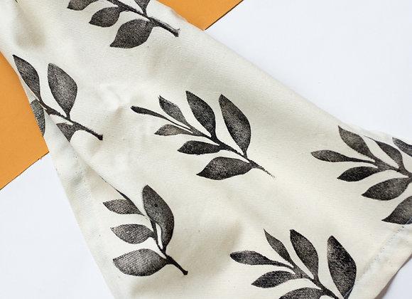 Flowers Tea Towel