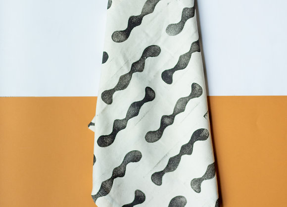 Pack 4 Napkin Waves - Fabric 100% cotton