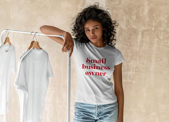 Small business owner T-Shirt
