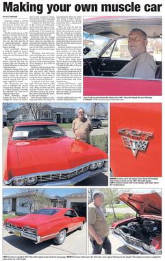 1967 Impala SS Clone