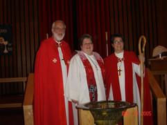 Pastor Laurel's Ordination