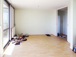 LORIENT-rénovation d'un appartement