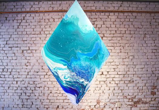 Plexi diamond 1