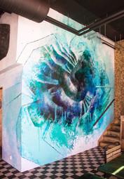 Mural at Topphem