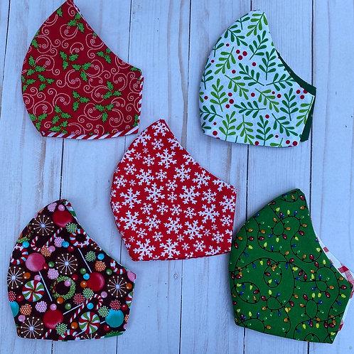 Christmas Masks - Group 3