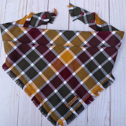 Cider Mammoth Plaid
