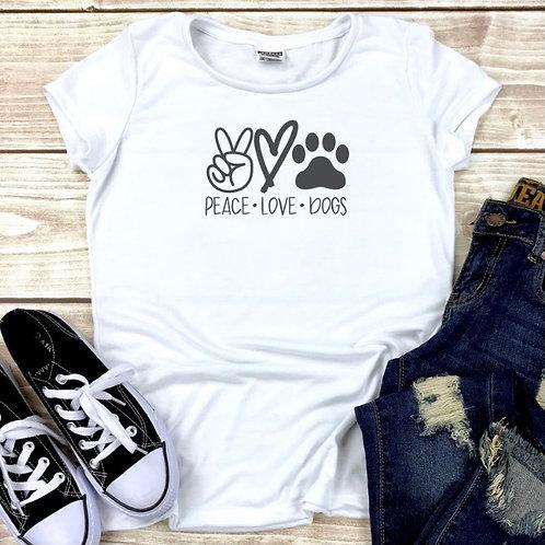 Peace Love & Dogs