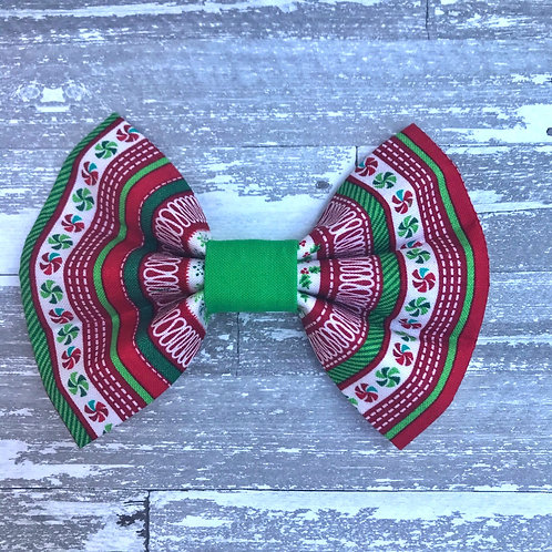 Christmas Candy Tie