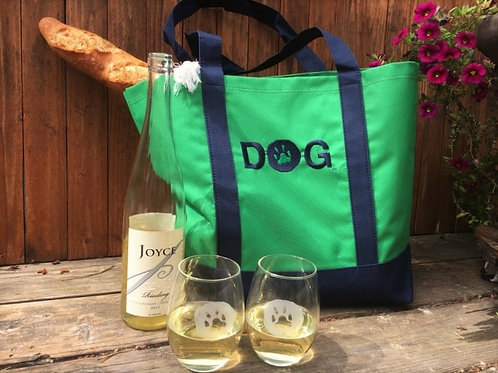Sand Dollar DOG Everyday Tote
