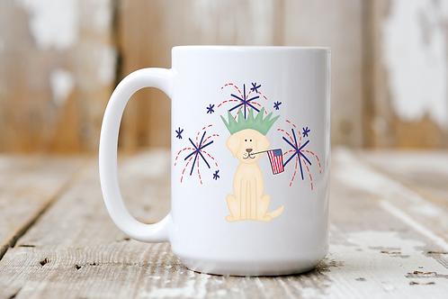 Labby Liberty Mug