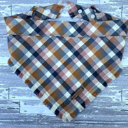 Nutmeg Plaid Mammoth Flannel
