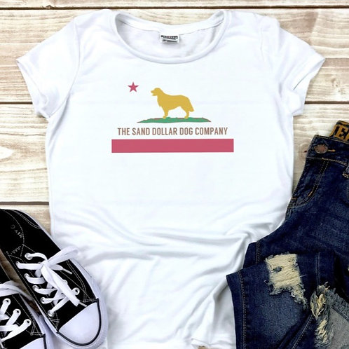 The Sand Dollar Dog Company Cali Proud